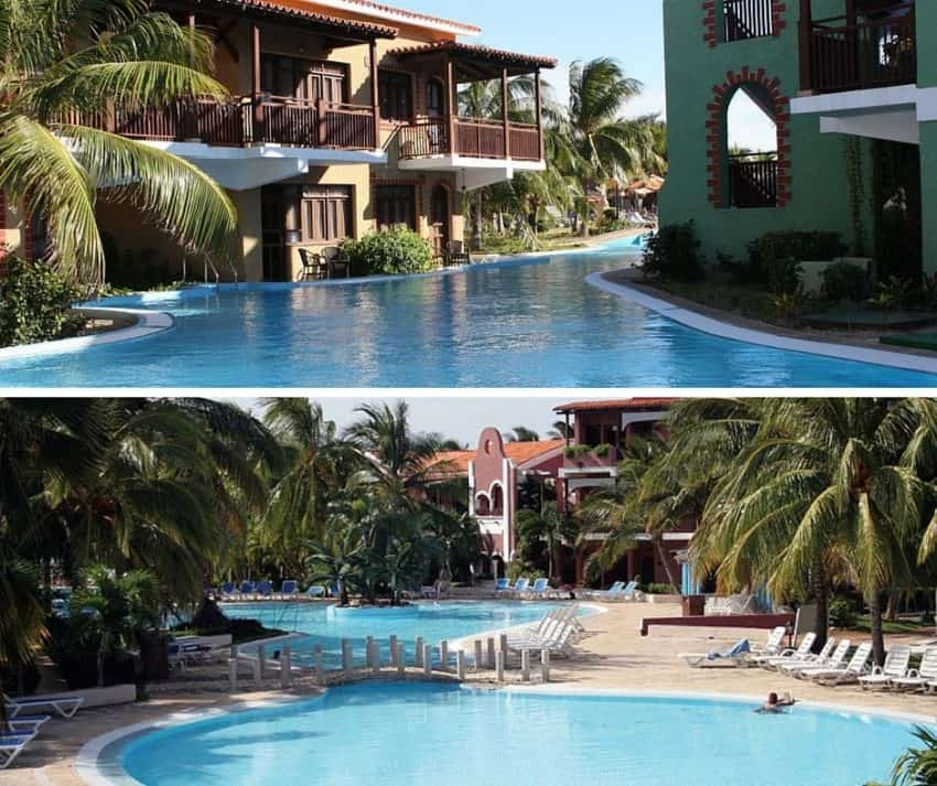 Family trips to Cuba - Hotel Colonial Cayo Coco