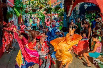 Callejon de Hamel Havana Cuba