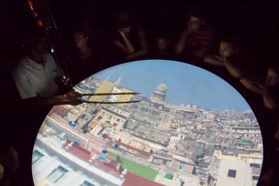 Camera Obscura Havana Cuba