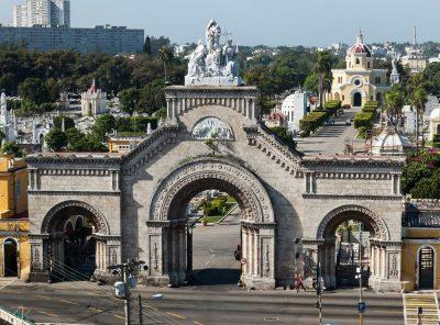 Cementerio de Colon Havana Cuba
