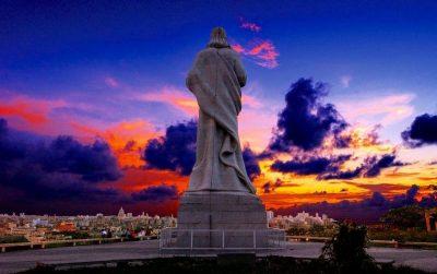 Cristo de La Habana Cuba