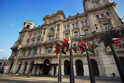 Museo de Artes Decorativas Havana Cuba