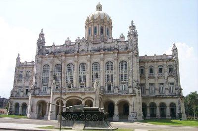 Museo de la Revolucion Havana Cuba