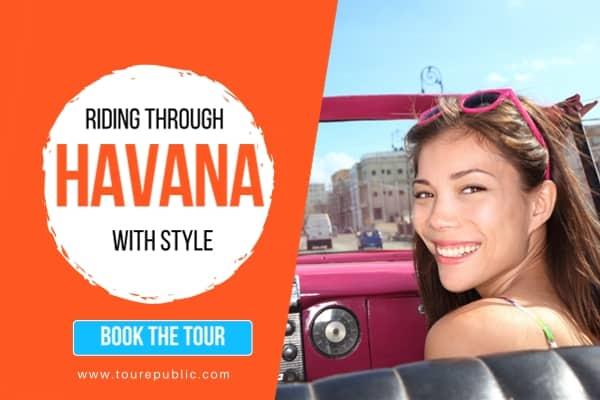 Cuba Vacation Package Ad