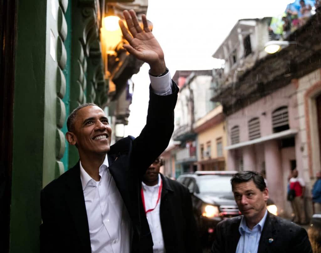 Obama's Tour to Old Havana