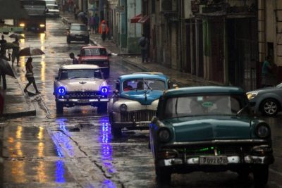 Best time to visit Cuba - Wet Season