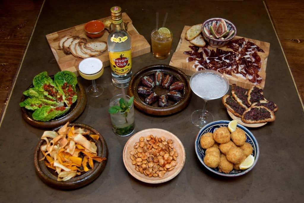Eating in Cuba - Various Cuban Dishes