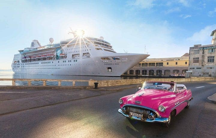 How to Travel to Cuba - Havana Cruise