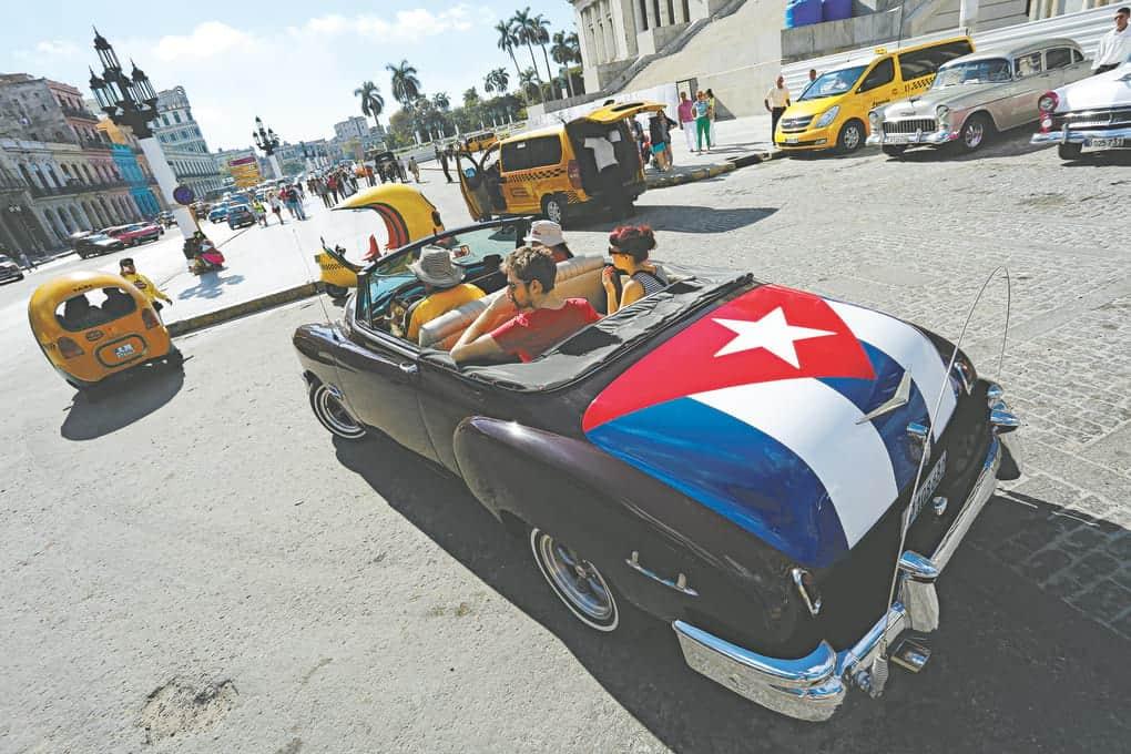 Cuba travel tips - Classic car tour in Cuba