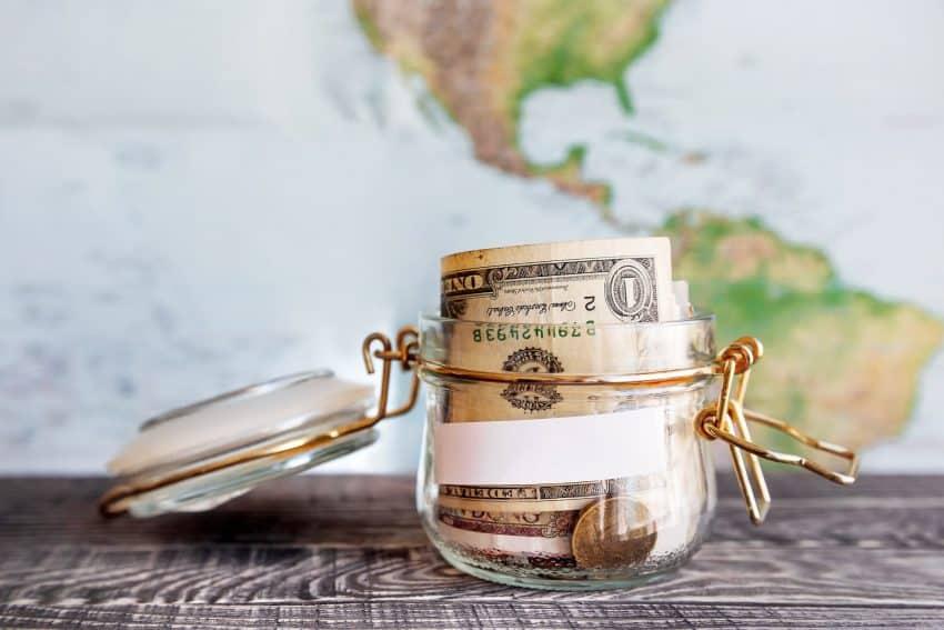Cuba travel tips - Jar to save money
