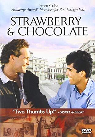 Fresa y Chocolate Portada
