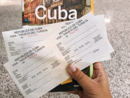 Cuban Tourist Card: Here's How to Get the Cuban Visa in 2020