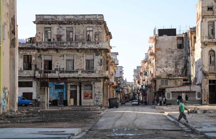 Is Cuba Safe - Slums