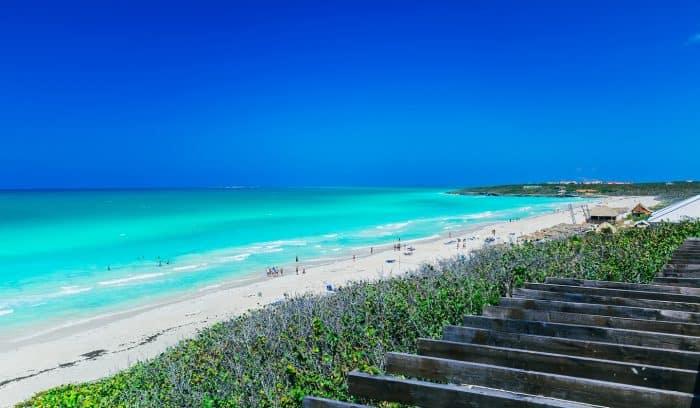 Playa Cayo Santa Maria, Cuba