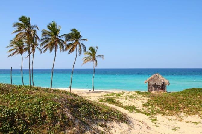 Playa El Megano - Playas del Este, Havana, Cuba