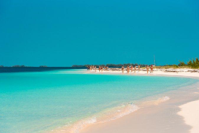 Playa Paraiso, Cayo Largo del Sur, Cuba