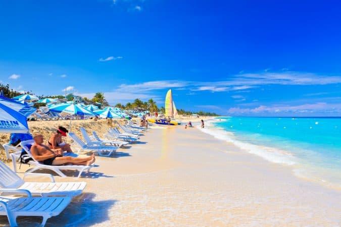 Playa Varadero, Matanzas, Cuba