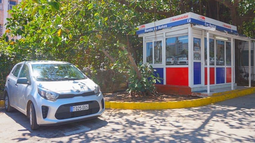 Car Rental Company in Cuba