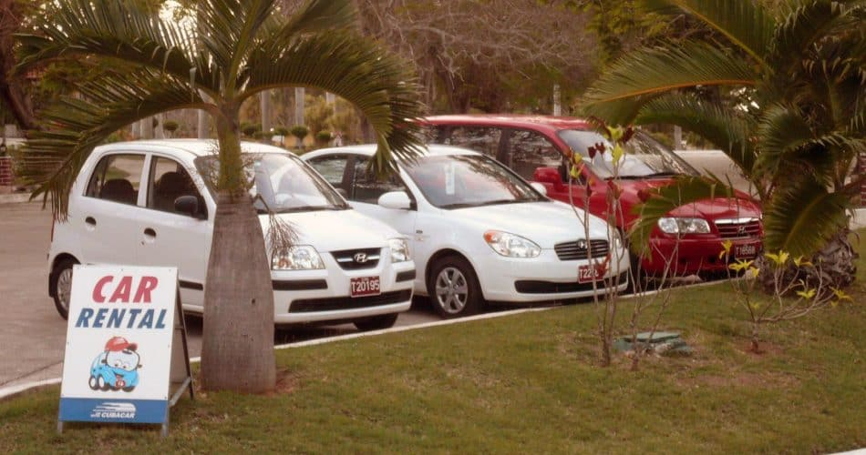 Car Rental in Cuba
